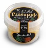 Fruite-10 ลูกอมเคี้ยวหนึบผสมผลไม้ 10% กลิ่นสับปะรด 60 กรัม