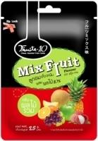 水果软糖缤纷水果味25克