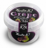 """""""Fruite-10"""" Chewy Assorted Fruits Candy Grape Flavoured 60gm."""