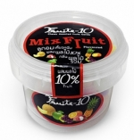 """""""Fruite-10"""" Chewy Assorted Fruits Candy Mixed Fruit Flavoured 60gm."""