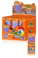 """""""JeedMe"""" Chewy Candy Tamarind 18gm."""